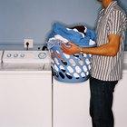 ¿Puedes colocar una lavadora sobre uno de sus lados cuando te estás mudando?