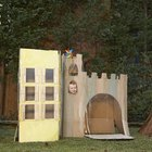 How to make a working cardboard drawbridge