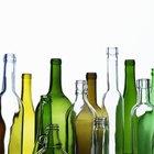 Cómo utilizar botellas de vidrio en paredes de concreto