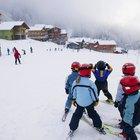 Consejos para los padres sobre las clases de esquí de sus hijos