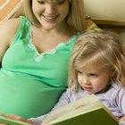 Cómo crear el vínculo con el bebé en el útero