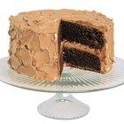 Cómo arreglar un pastel que no está completamente horneado