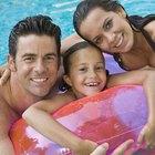 ¿Puedo usar cloro para el mantenimiento de una piscina?