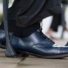 Cómo arreglar las muescas en las puntas de los zapatos