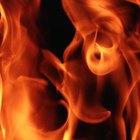 Como ajustar a chama de um fogão a gás