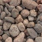 Cómo calcular la cantidad de piedras de río necesarias
