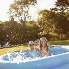 Cómo limpiar una piscina Intex Easy Set
