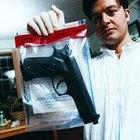 Cómo recolectar evidencia en una escena del crimen
