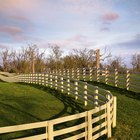 How to erect a ranch-style fence
