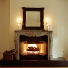How to repair a fireplace hearth