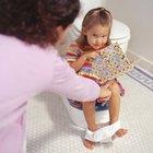 Consejos de entrenamiento para ir al baño para casos de resistencia al movimiento intestinal