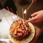 Regalos tradicionales para un cumpleaños 75