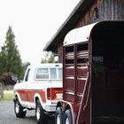Quais os diferentes tamanhos dos trailers reboque para dois cavalos