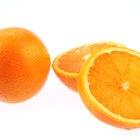 Como saber se a laranja está doce