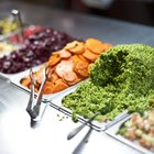 Ideas para una barra de ensaladas