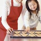 Como saber se os biscoitos estão prontos no forno