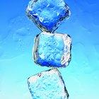 Historia de las máquinas de hielo