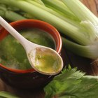 Cómo hacer sopa crema de apio