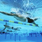 What Do the Male Olympic Swimmers Wear?