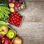 Frutas podem produzir eletricidade?