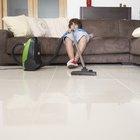 ¿Cómo puedo desinfectar un sofá?