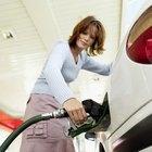 O que causa vácuo na tampa do tanque de gasolina?