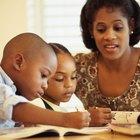 Intervención conductual de apoyo para niños