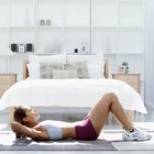 Toning Exercises for Women at Home With No Weights