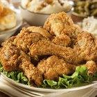 Cómo hacer pollo frito extra crujiente como el de Kentucky Fried Chicken