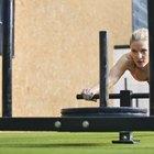 Pushing Sled Exercises