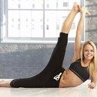 How Long Do Gymnasts Stretch?