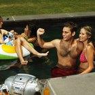 Como planejar o cardápio para uma festa na piscina