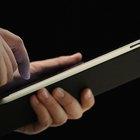 Como conectar um iPad a um HD externo