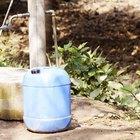Como fazer um filtro de água para remover ferro