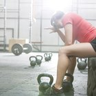 Sore Wrists & Hands From the Kettlebells