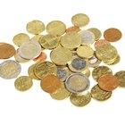 Como deixar moedas brilhando