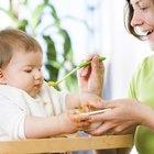 Dieta para un bebé de un año
