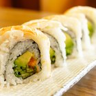 Japanese Cuisine - Temaki