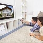 Como esconder o receptor de cabo em um suporte de parede para TV