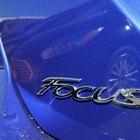Como abrir o capô de um Ford Focus