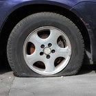 How to replace a car tyre valve