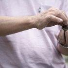 Como fazer massa de clay de modelagem que endurece