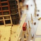 Cómo convertir kilómetros en centímetros cuando haces un modelo en escala