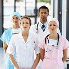 Funciones esenciales del trabajo de un gerente de enfermería