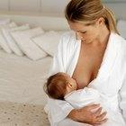 Señales de que un bebé amamantado está pasando por una etapa de crecimiento