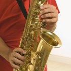 Como remover a corrosão de saxofones