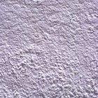 Como fazer paredes ásperas ficarem  lisas novamente