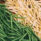 Edamame (Green soybeans)