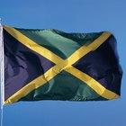 ¿Qué simbolizan los colores de la bandera de Jamaica?