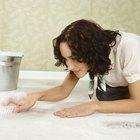 Como remover o cheiro de leite azedo do tapete